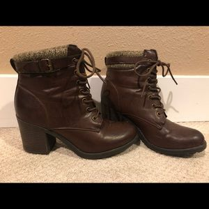 MIA Brown Boot